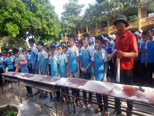 Hoạt động Kỷ niệm 88 năm ngày thành lập Đoàn thanh niên cộng sản Hồ Chí Minh